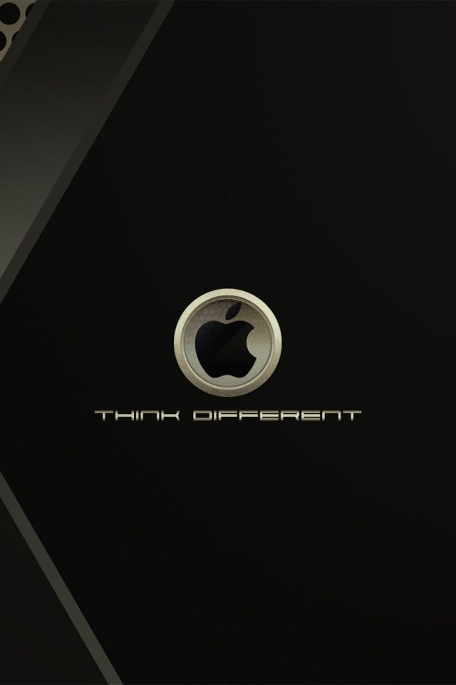 Wallpaper For Iphone Think Different In 2020 Apple
