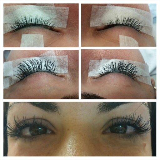 Minkys eyelash extensions! | Lashes. | Pinterest | Eyelash ...