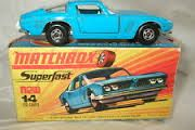 Matchbox Superfast #14 Iso Grifo