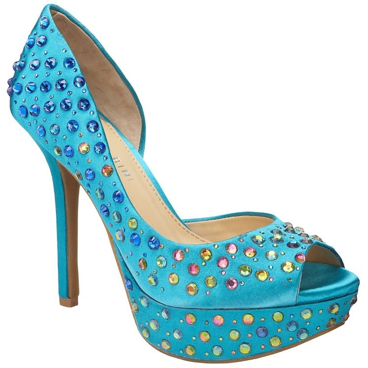 Wedding Shoes Zippay: Gianni Bini Larissa
