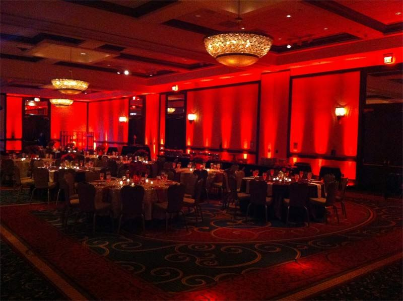 up lighting ideas. Red #uplighting Is A Dramatic Look For #wedding Reception Or #party\u2026 Up Lighting Ideas G