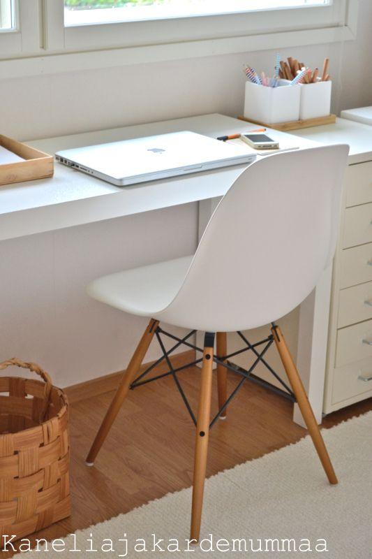 Kanelia ja kardemummaa: Uusi tuoli
