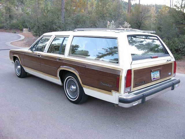 32++ Ford station wagon 1989 trends