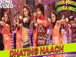 Dhating Naach Official Song Phata Poster Nikla Hero.Nargis Fakhri Item Song Dhating Naach Song From Phata Poster Nikla Hero Starring Shahid Kapoor and Ilean D'Cruz