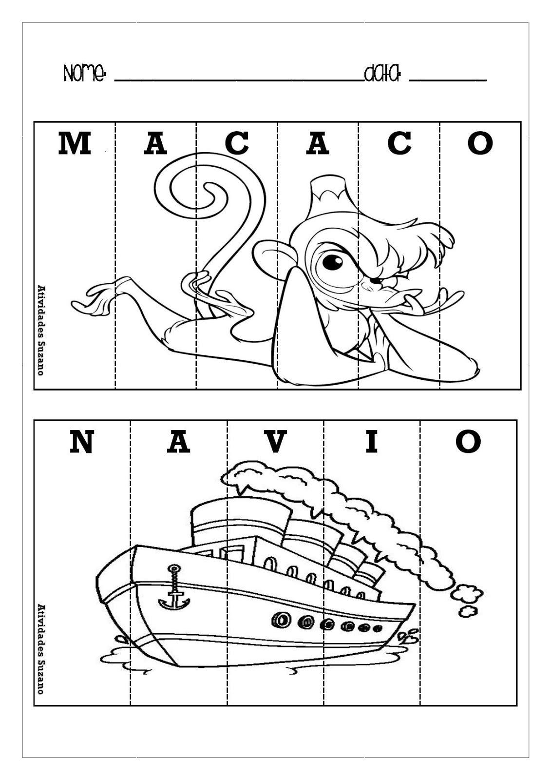 Alfabetizacaoletraq Kids Learn Letters