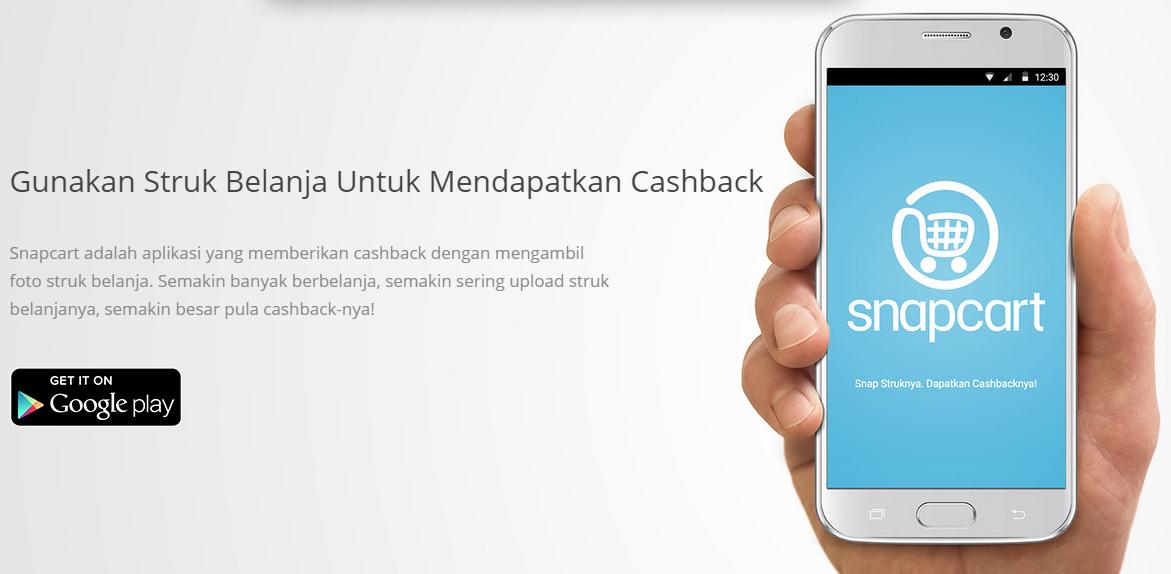 Aplikasi Penukar Struk Belanjaan Dengan Uang Pertama Di Indonesia Aplikasi Belanja Uang