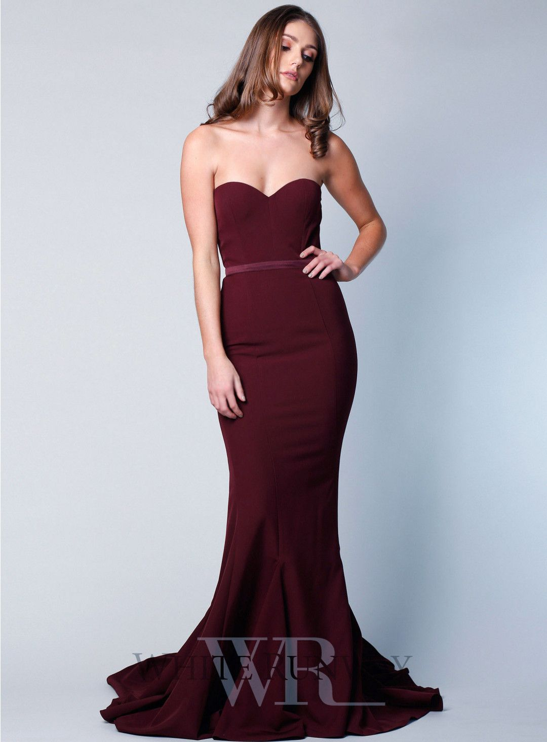Wine arianna dress the ever popular arianna gown now comes in wine