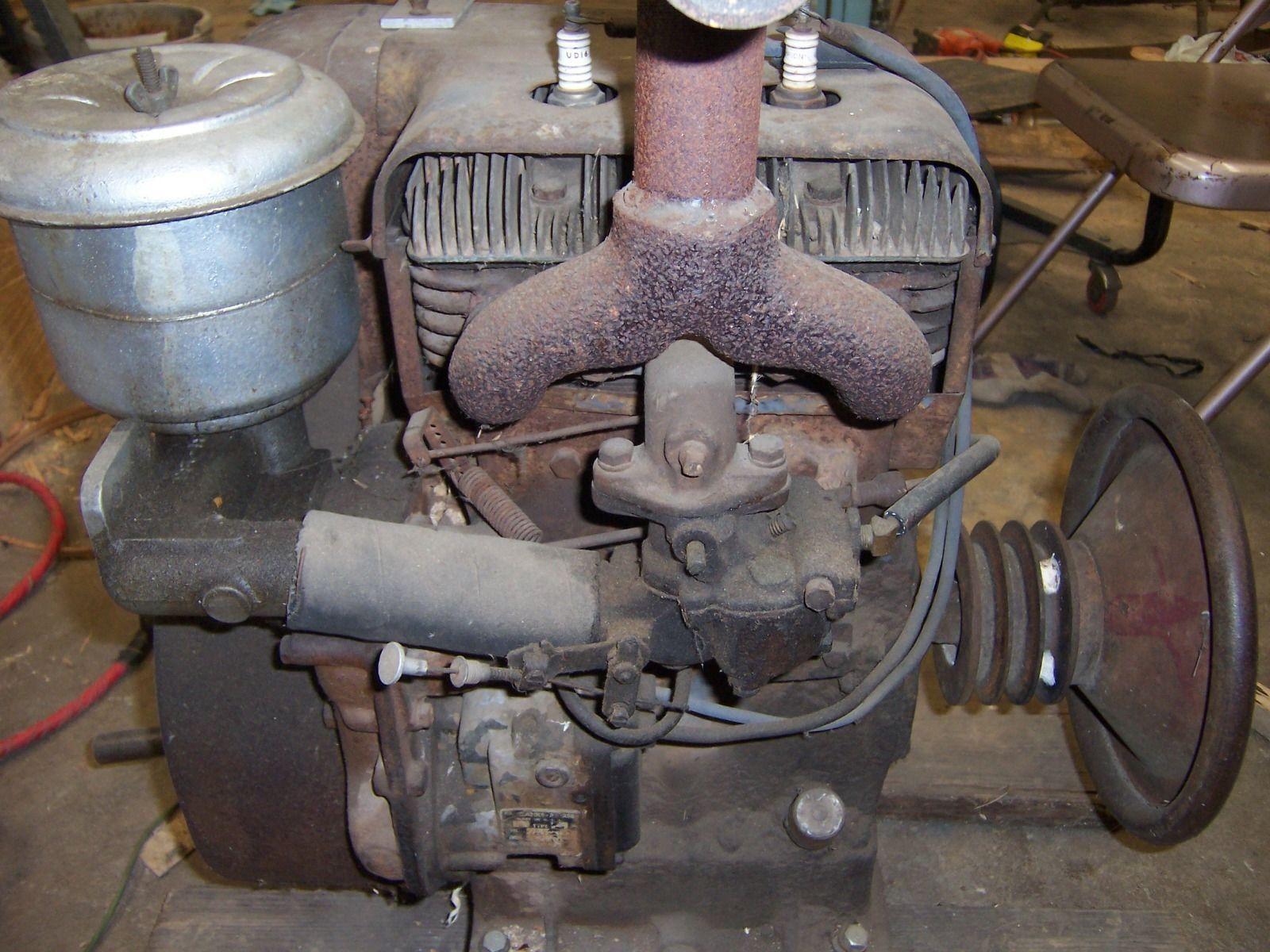 Stationary Wisconsin Engine Engineering Stationary Wisconsin