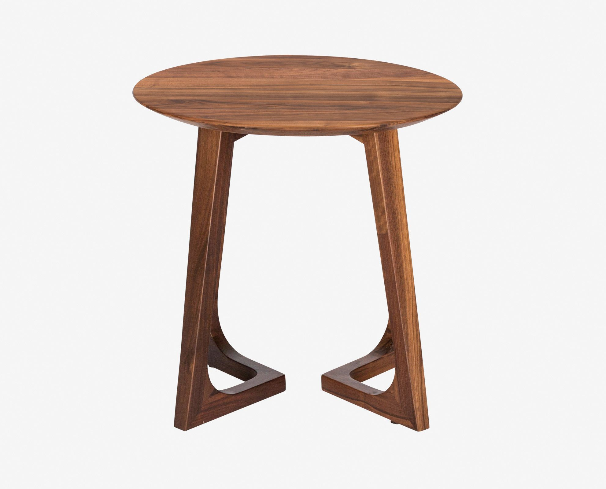 Cress End Table Round Wood End Tables Furniture Side Tables End Tables