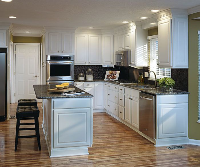 Thermofoil Kitchen Cabinets By Aristokraft Cabinetry Thermofoil