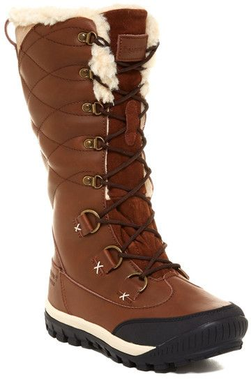 30fd68ca46e BearPaw Isabella Lace-Up Boot on shopstyle.com | shoes | Boots, Shoe ...