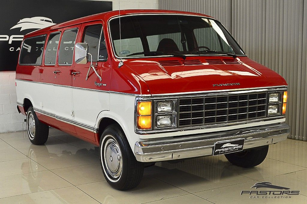 1983 plymouth voyager