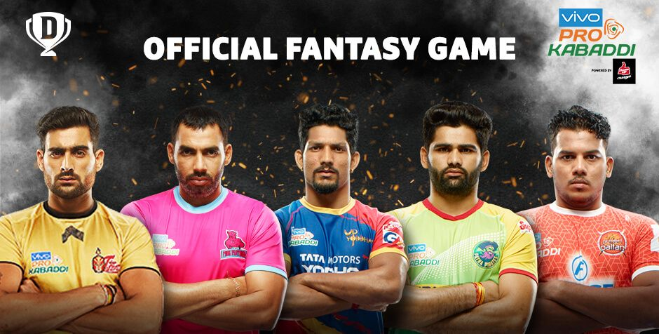 Pro Kabaddi League Play Fantasy Pro Kabaddi Leagues