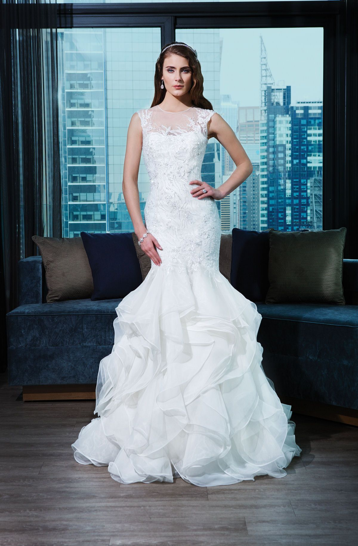 9766 from Justin Alexander Signature | Wedding: Dresses and Ideas ...