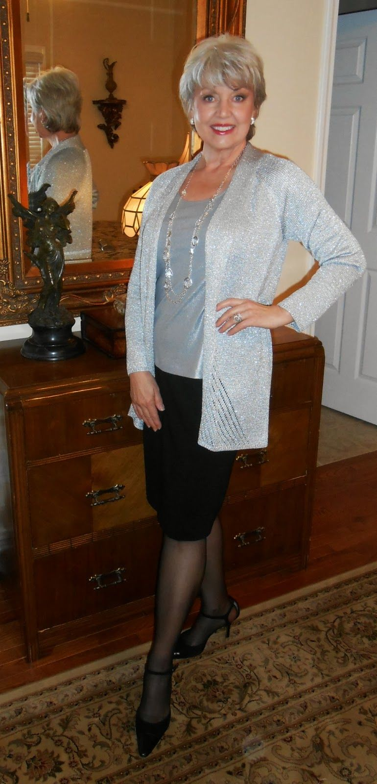 Fifty Not Frumpy The Opera Coat Advanced Style And
