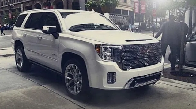 All You Need To Know About The 2021 Gmc Yukon Diesel And Twin