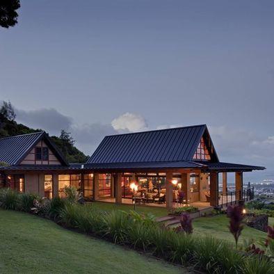 Gable Roof Design Glass Villa Design U Shaped Houses Gable