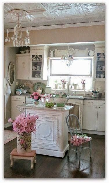Pin By Heritage Decor Shabby Chic On Shabby Chic Dressers In 2018 - Cocina-shabby-chic