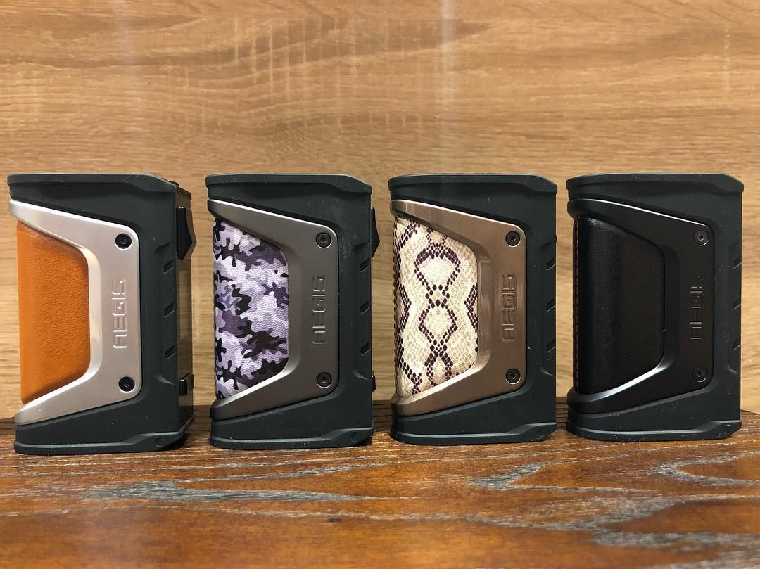 Now in stock! AEGIS LEGEND - MOD ONLY Max Output 200W Color