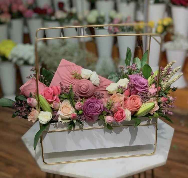 Pin By محل ابتهاج للكماليات On تنسيق الزهور In 2021 Table Decorations Decor Home Decor