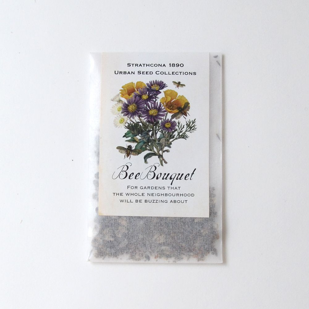 Seed Packet - Bee Bouquet