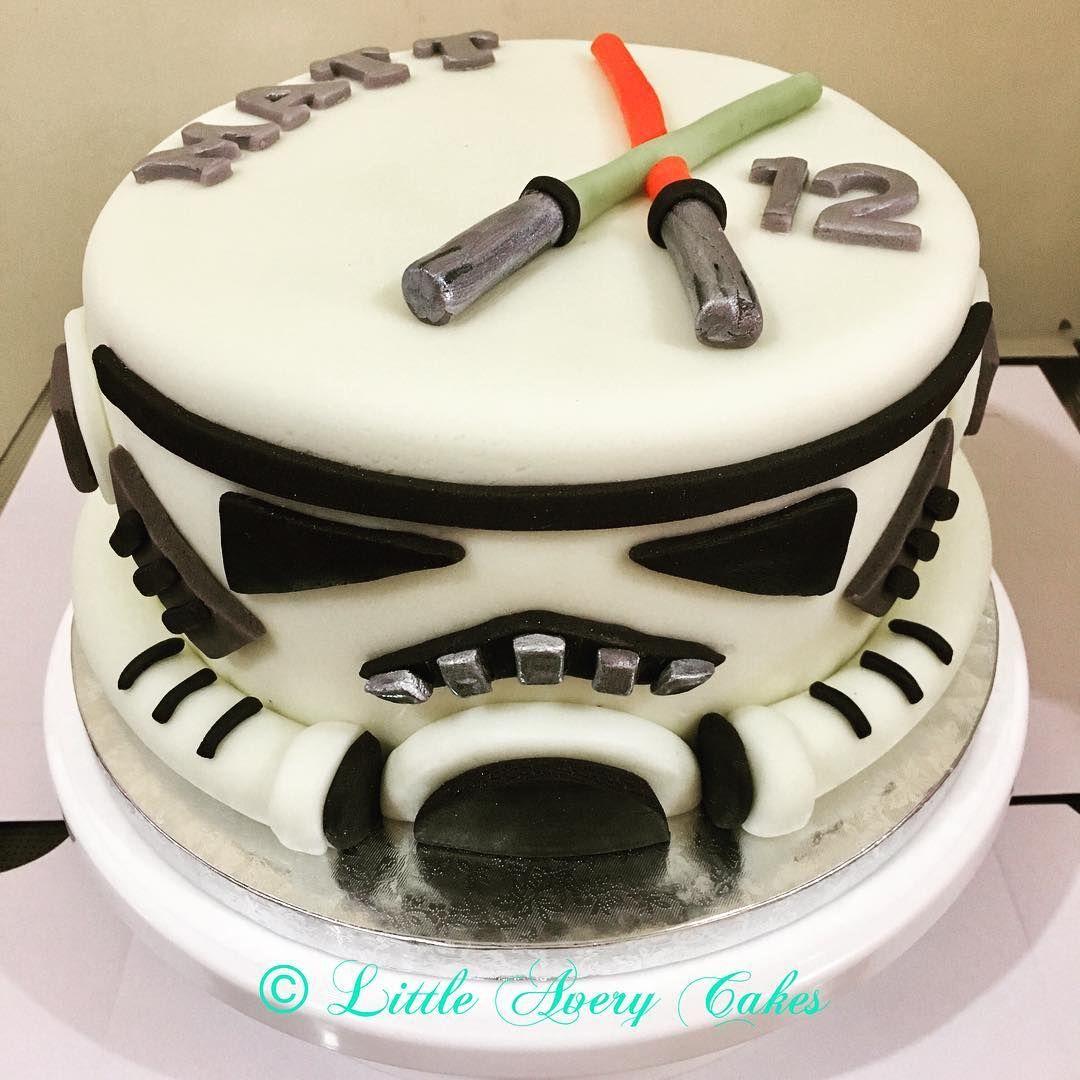 Star Wars Birthday Cake, Star Wars