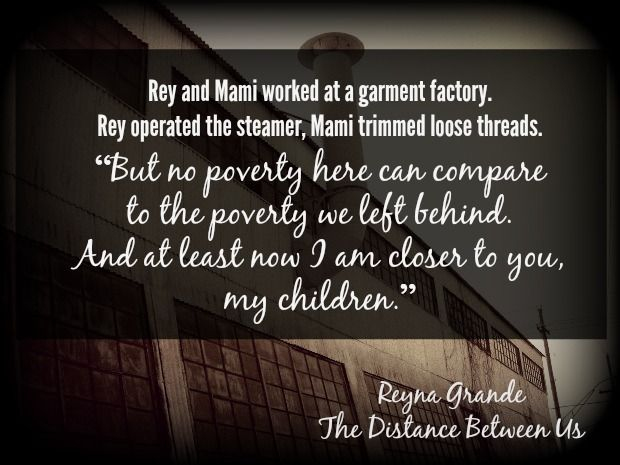 Reyna Grande The Distance Between Us Books Worth Reading