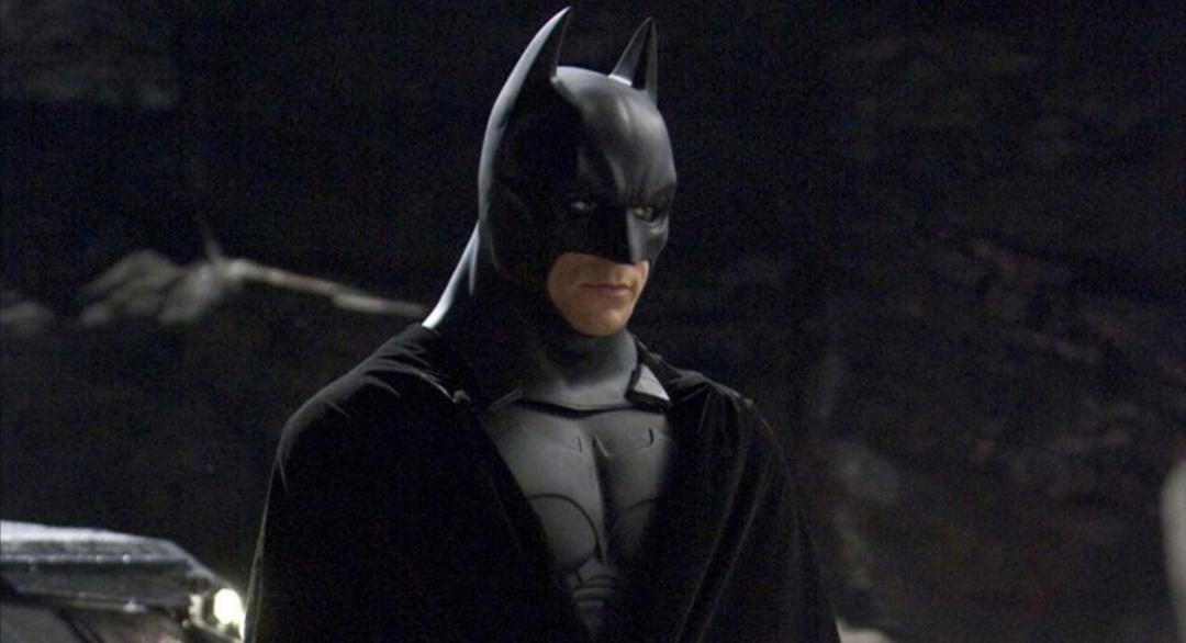 In Christopher Nolan S The Dark Knight Batman Informs A Copycat That He Is Not Wearing Hockey Pads This Is A Subtle Nod T Batman Batman Movie The New Batman