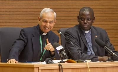 .@gerryorome: Jesuits Gather in Rome to Elect a New Father General