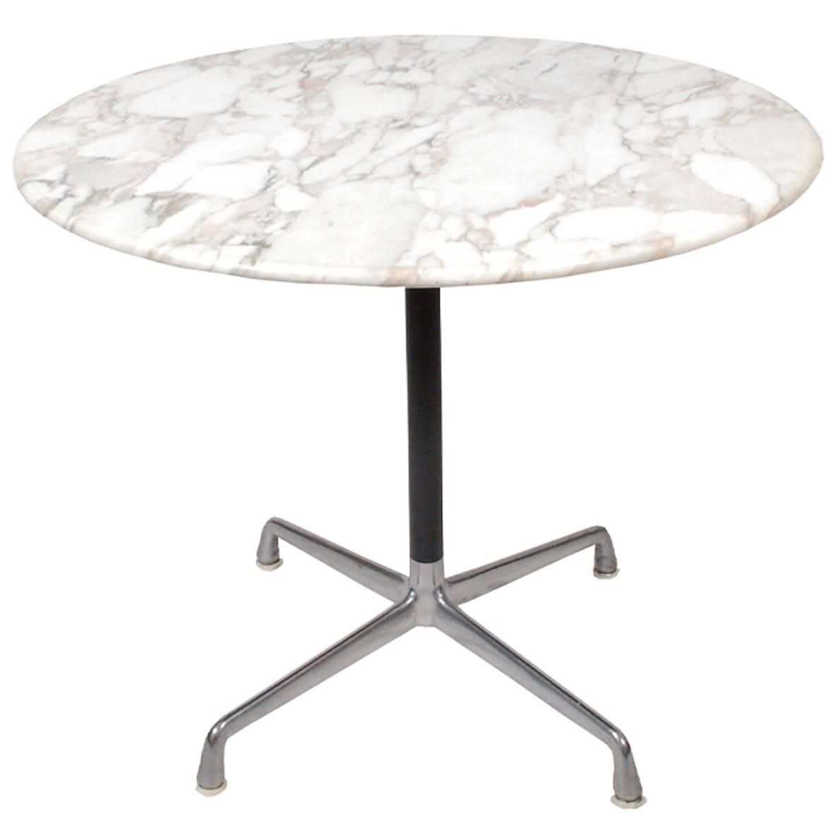 Charles Eames Aluminium Group Dining Table 1958 Dining Table