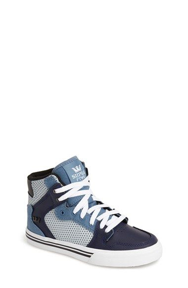 3d3997f12f Supra 'Vaider' Sneaker (Toddler, Little Kid & Big Kid) available at  #Nordstrom