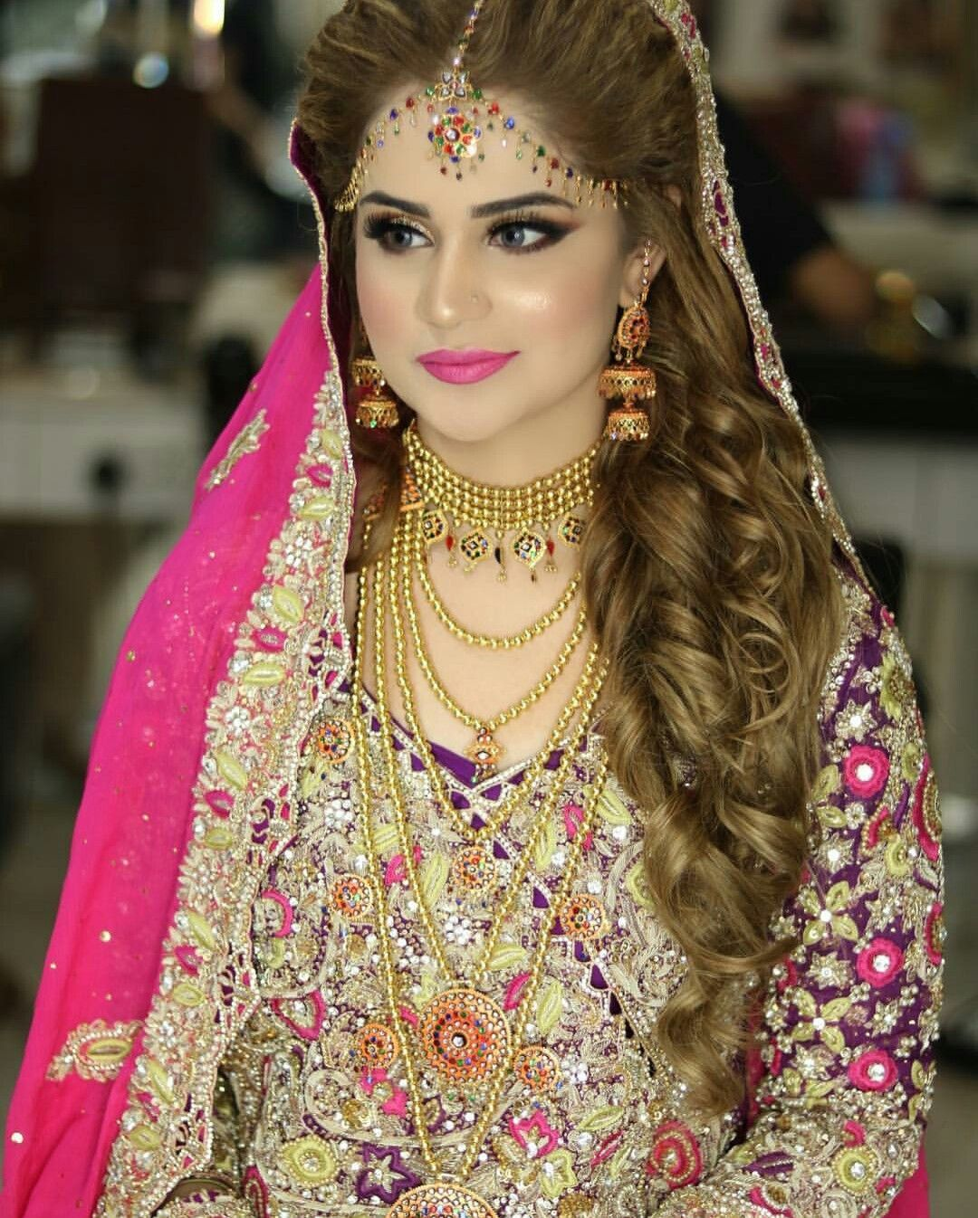 Pin by Home Hayat on wedding dresses Pakistani bridal