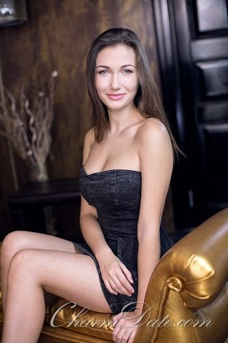 #CharmDate | Single women, Ukrainian, Lady