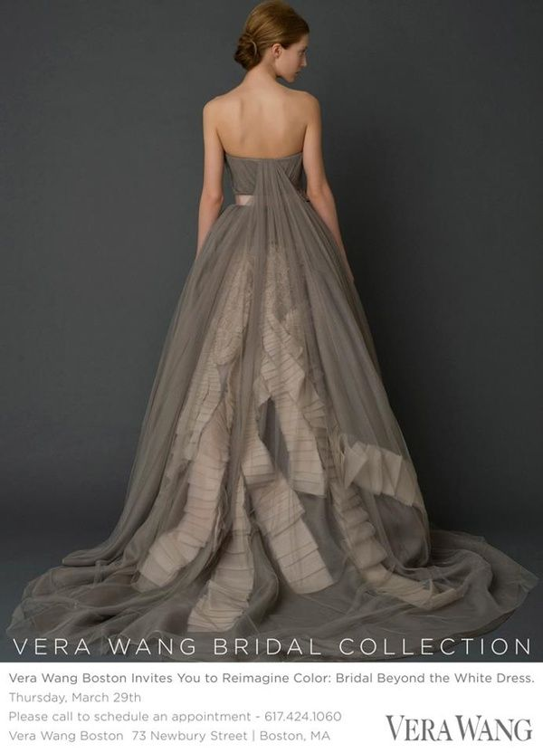 Vera Wang, this dress makes me weep it is so pretty