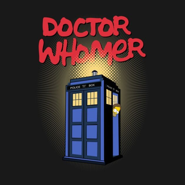 DOCTOR WHOMER