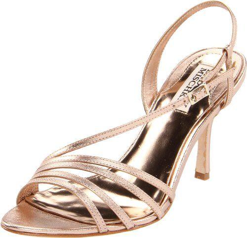 Badgley Mischka Women's Guinevere Slingback Sandal, Rose Gold, 8.5 M US Badgley Mischka,http://www.amazon.com/dp/B005OKO9EO/ref=cm_sw_r_pi_dp_Qqa7sb16J2P7W2XH