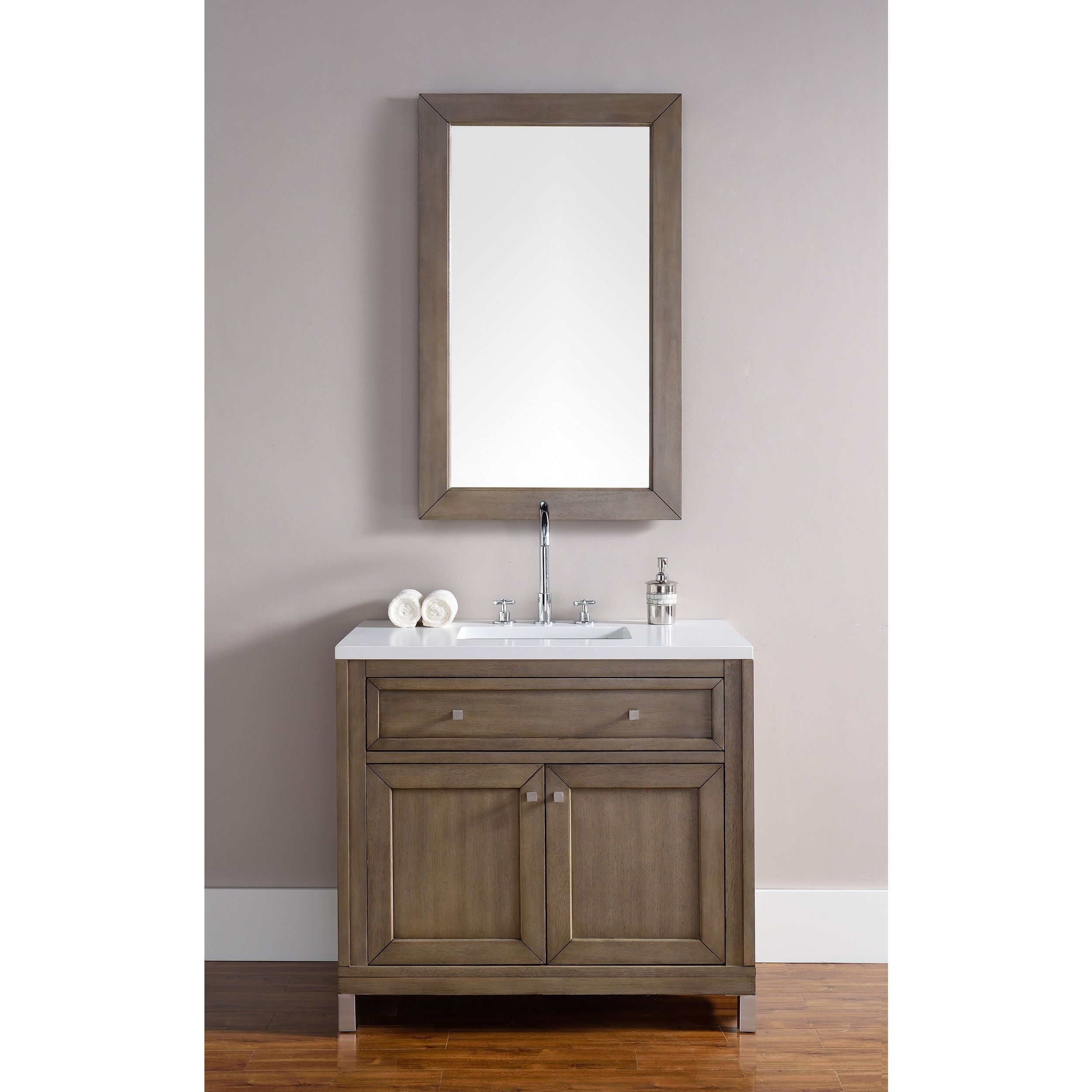 d w kessler single furniture sink dimensions inch overall vanity chest hutch antique htm with reproduction l h mirror