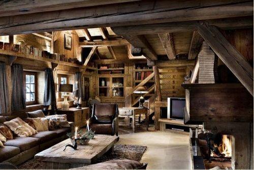 23 interior design ideen f r m nner m nnlicher charakter und stil jagdzimmer haus. Black Bedroom Furniture Sets. Home Design Ideas
