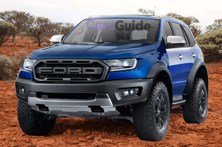 2020 Ford Everest Raptor Redesign Release Date Price In 2020 Ford Everest Ford Ranger