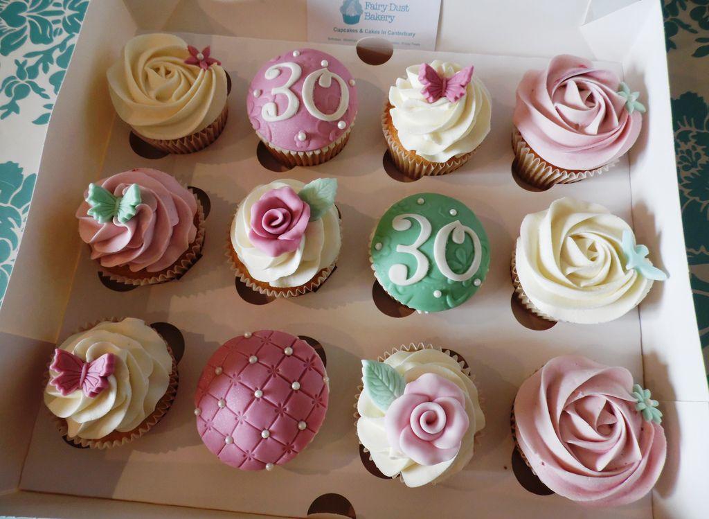 30th birthday cupcakes Google Search Birthday cupcakes