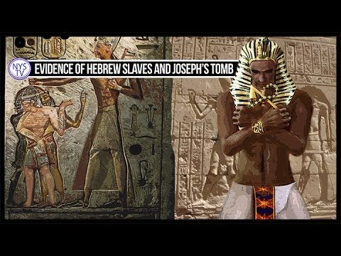 Evidence Of Hebrew Slaves And Joseph S Tomb In Egypt Tim Mahoney