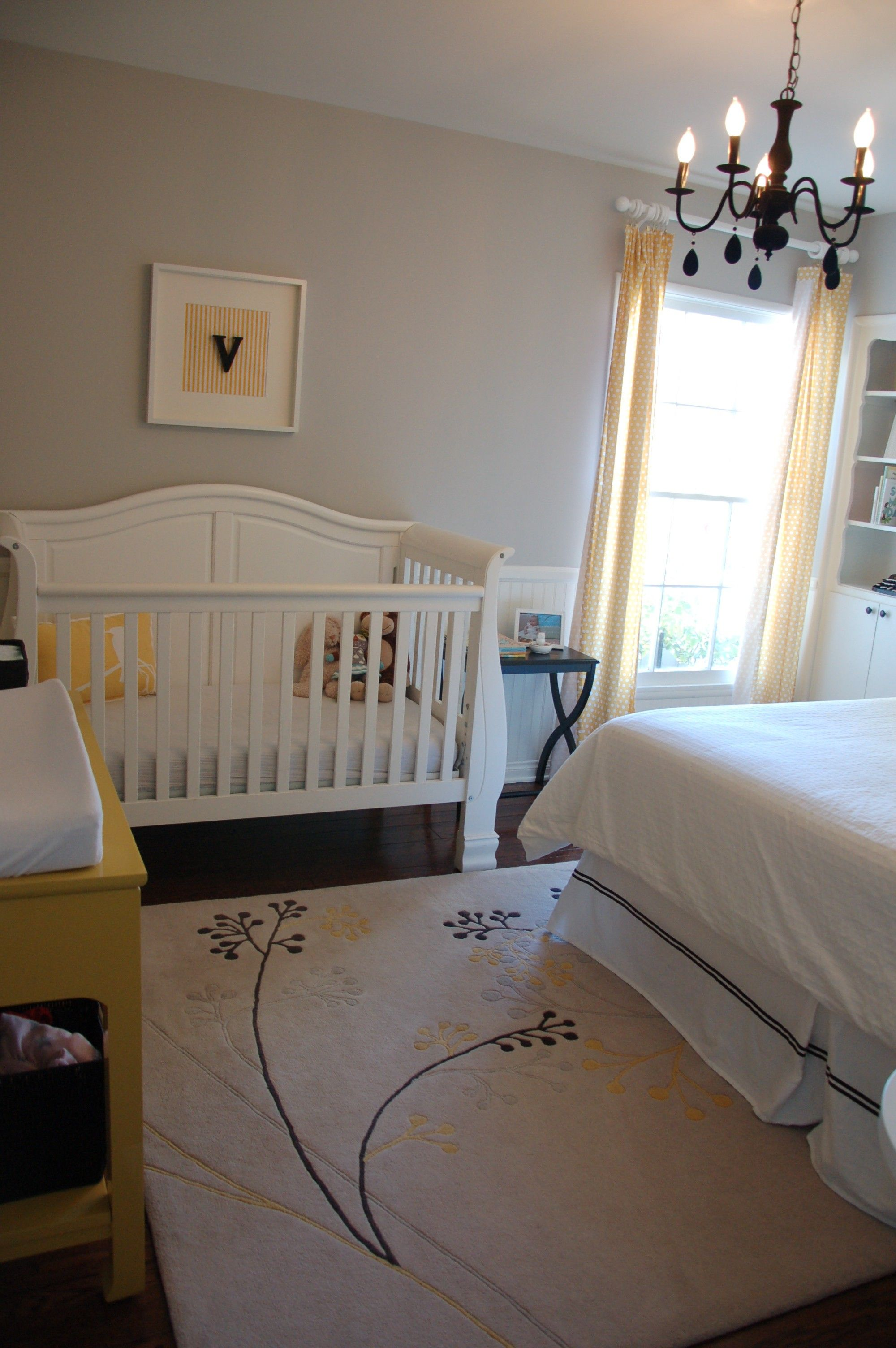 Toddler Room that Doubles as a Guest Room | Toddler rooms ...