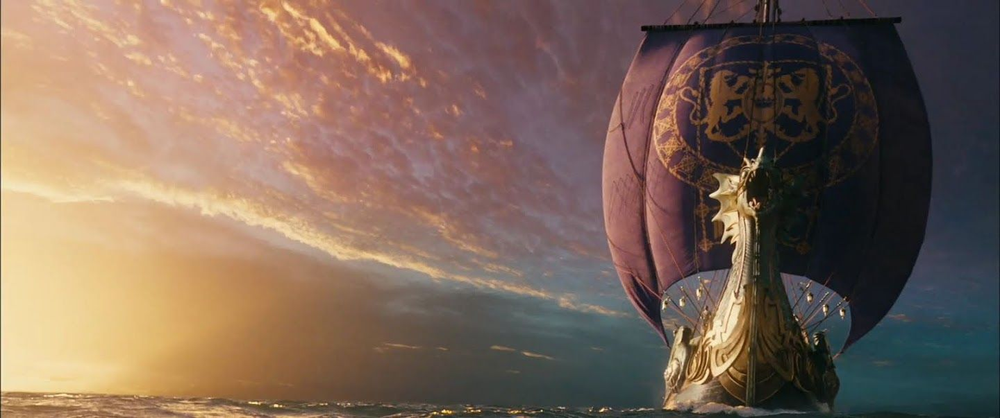 The Dawn Treader Narnia, Chronicles of narnia, My