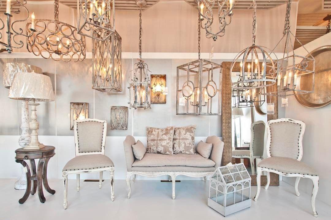 Hermitage Lighting Gallery Showroom Instagram