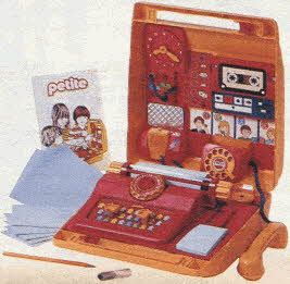 Pee Office From The 1980s I Pretended Typed For Hours And Now Live Kids Toys80s Kidspost