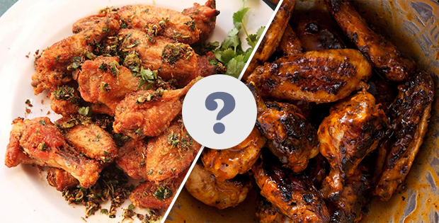 When you're in the mood for chicken wings, the last question you need to ask yourself is: Do I want buffalo wings or hot wings?