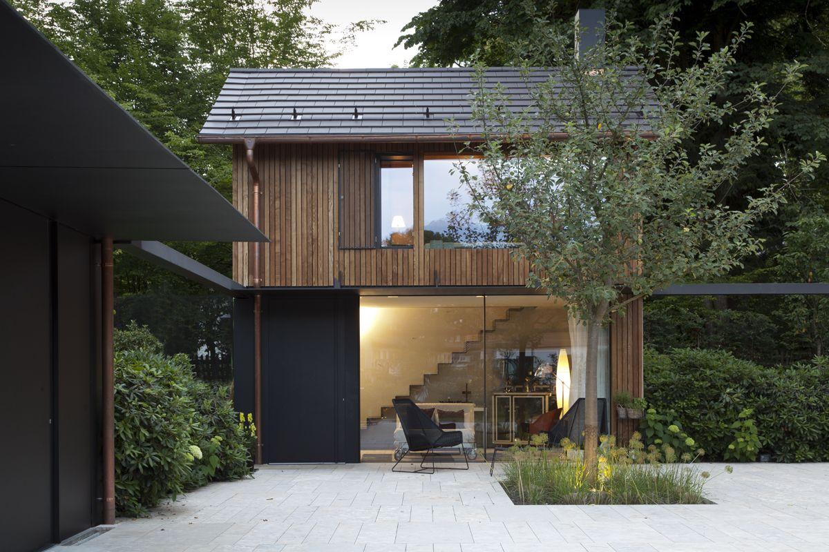 Alte wohnarchitektur bembé dellinger architekten   haus h münsing  architektur
