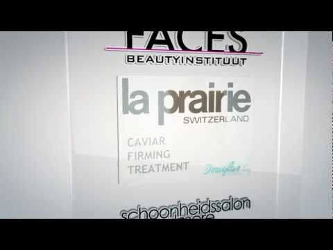 CAVIAR treatment (rimpels, droogte lijntjes, vochtgehalte, roodheid) La Prairie