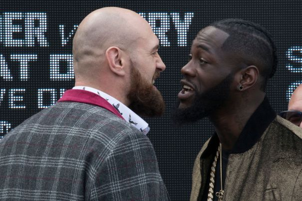 Showtime Offering Deontay WilderTyson Fury Fight Via