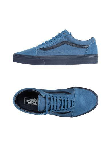 680ec9445a VANS Men s Low-tops   sneakers Slate blue 6 US